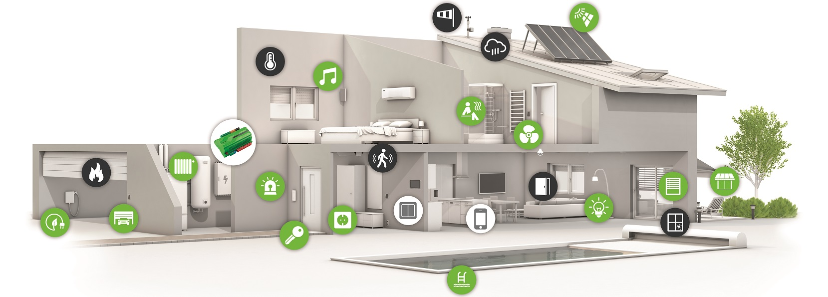 Forum Smart Home 2017 – Electrosuisse